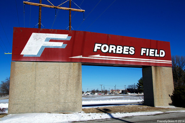 forbes field sign